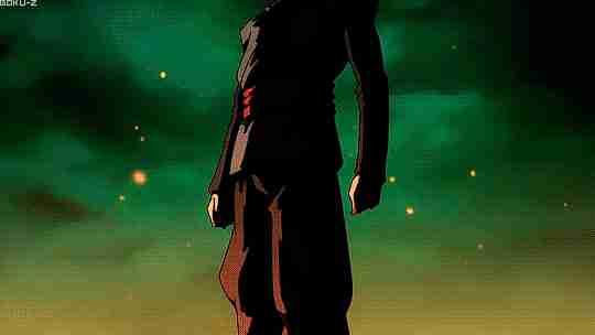 Goku Black gif