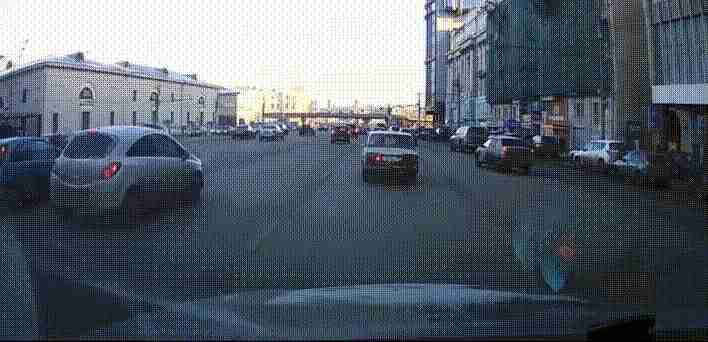 Mal estacionado