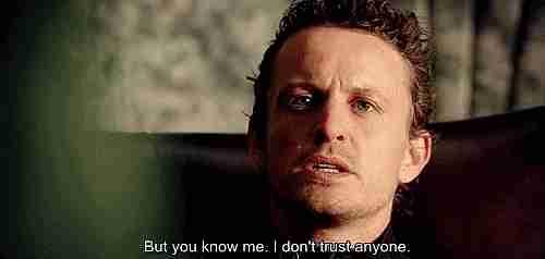 Pero tú me conoces, no creo que nadie
