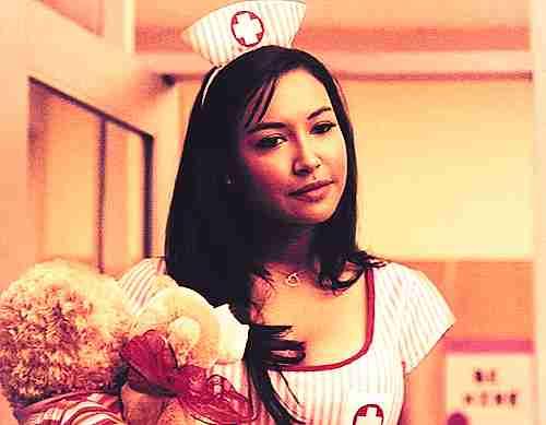 gif enfermera tierna