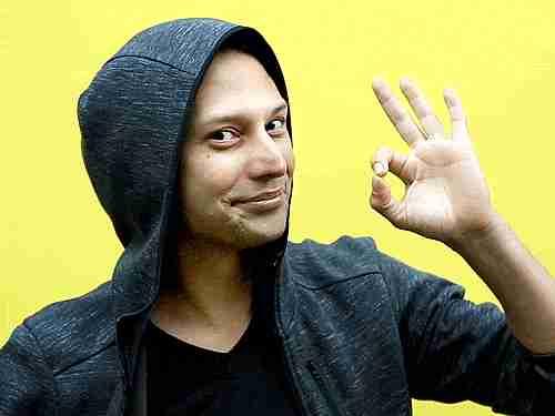 Insultos en el lenguaje de señas