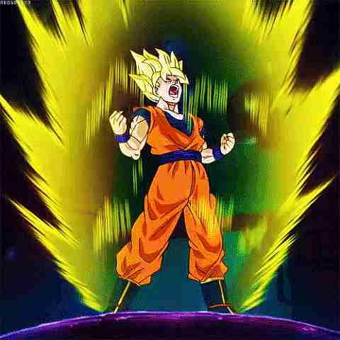 Supersaiyajin  Dragon Ball Z