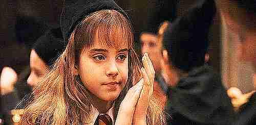 Hermione gif
